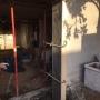 Aménagement de sous sol avec ouverture extérieur