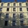 Rénovation de la façade d'un immeuble