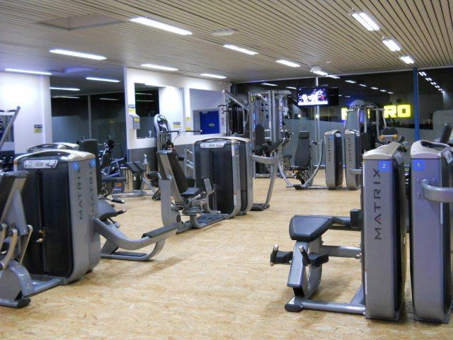 fitness park caen h rouville saint clair. Black Bedroom Furniture Sets. Home Design Ideas