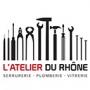 Logo - Atelier du Rhône Urgence Serrurerie