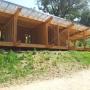 maison en campagne, architecture bois