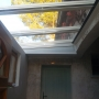 Création toiture puits de lumière