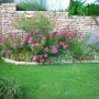 Massif jardin