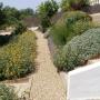Jardin paysager à Puyricard