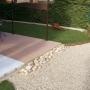 Petit jardin à Jas de Bouffan