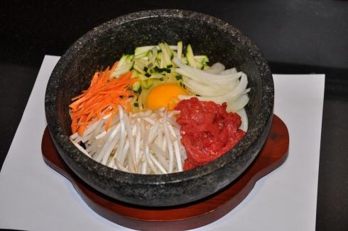Bibimbap : spécialité coréenne