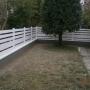 clôture AS2 Linéa Spéciale client avec 2sudmur plat aluminium