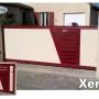 Portail et portillon Xéna  As3 Modifié