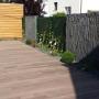création d'un jardin complet