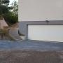 Création d'une allée de garage
