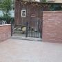 Création de clôture et pose de portail