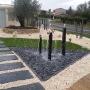 pas-japonais-minéral-schiste-fontaine-jet-d-eau-gazon-synthétique