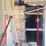 Ouverture mur porteur 3m50 PENDANT 3/9