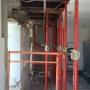 Ouverture mur porteur 3m50 PENDANT 5/9