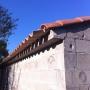 Toiture traditionnelle tuiles romanes sur liteaux 10/10