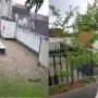 terrasse aménagée avant/après