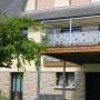 Extension de balcon