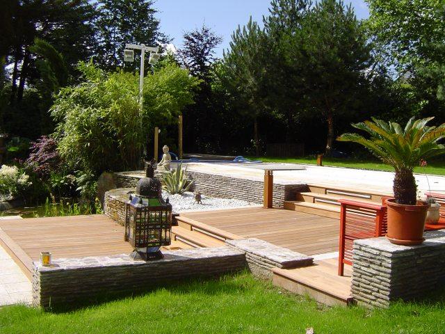 Terrasse passion rennes - Terrasse piscine carrelage rennes ...