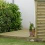 Petite terrasse en Pin