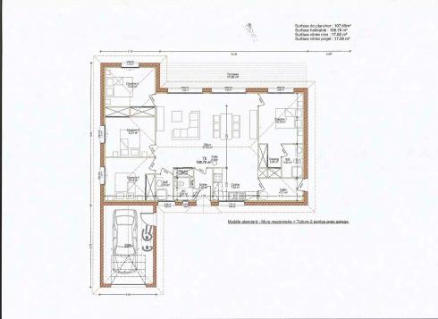 plan maison t5 best download by tablet desktop original size back to plan maison with plan. Black Bedroom Furniture Sets. Home Design Ideas