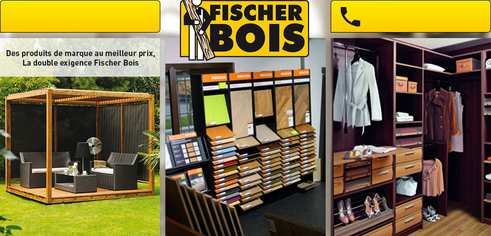magasin de bois de qualit fischer bois strasbourg 67. Black Bedroom Furniture Sets. Home Design Ideas