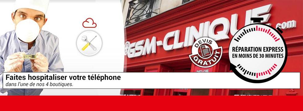 Gsm clinique vente et r paration toutes marques pau et bayonne - Reparation telephone bayonne ...