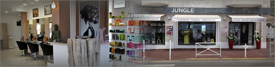 Coiffeur Oops Antibes Centre Ville