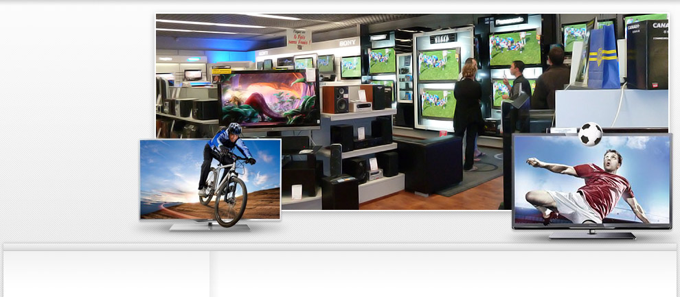 Magasin television