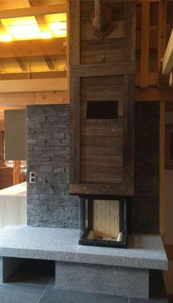 Vente et installation de cheminée et poêle à Cluses