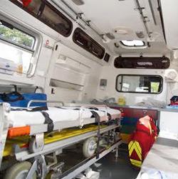 Transport ambulancier en toute sécurité à Toulon