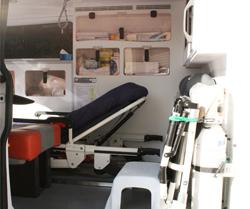 Transport ambulance 7j/7 à Nice et sa périphérie