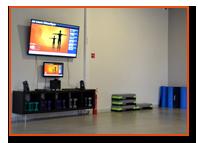 Tapis de course pour entraînement cardio à Urban Gym Ceyras
