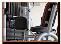 séance de musculation à Urban Gym Ceyras