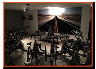 Banc de musculation à Urban Gym Ceyras