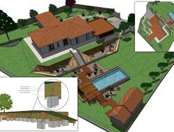 La création de vos espaces verts à Beaurepaire