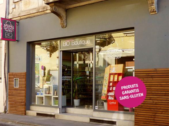 notre magazin à Nîmes