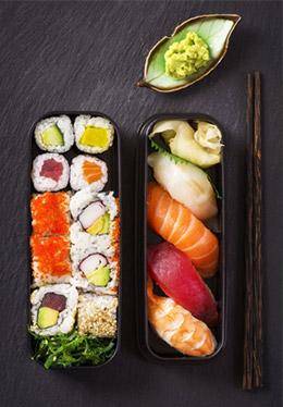 Cuisine japonaise bio
