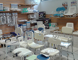 Vente et location de matériel médical à Anthy-sur-Léman
