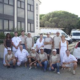 Notre équipe de détermiteurs professionnels