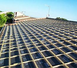 Réfection d'une toiture