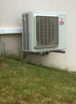 système de chaleur et de climatisation à Harnes