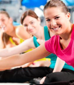 Un club de sport au féminin