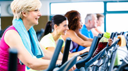 Un club de fitness au féminin