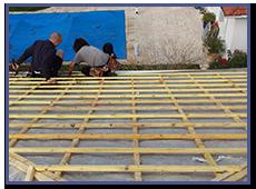 Travaux de toiture dans le Rhône