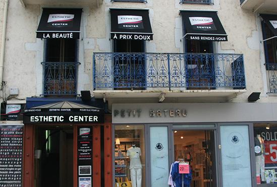 Notre institut à Aix-les-Bains