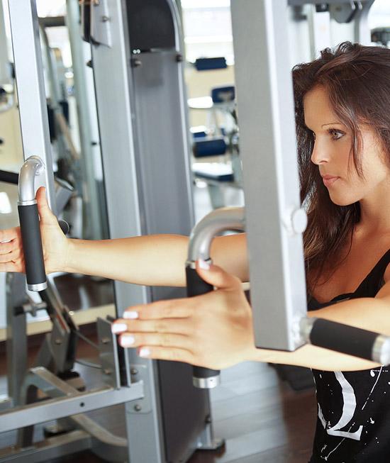 Un circuit fitness 100% féminin
