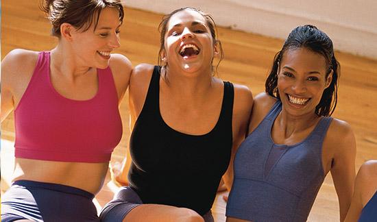 Nos cours de fitness collectifs