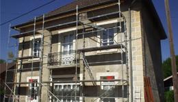 Entreprise de rénovation extérieure à Marseille