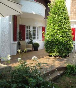 Fabrication de terrasse à Nantes