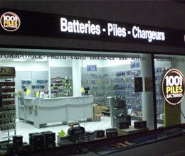 1001 Piles, votre boutique spécialisée en batteries et chargeurs à Strasbourg